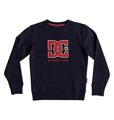 DC Shoes Glenridge - Sweatshirt - Garçon Enfant 8-16 Ans - Noir