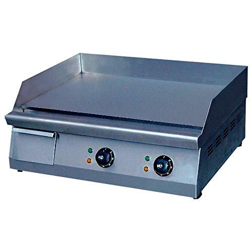 Plancha eléctrica cromo duro 60 - Maquinaria Bar Hostelería