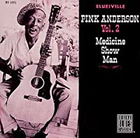 Medicine Show Man by Pink Anderson (1999-07-20)