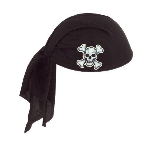 falksson - Berretto da pirata nero