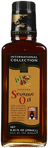 INTERNATIONAL COLLECTION Sesame Oil Toasted, 8.44 oz