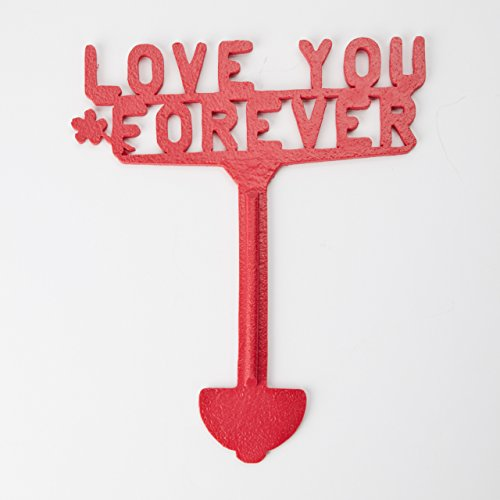 Colehaus Designs Love You Forever Cemetery Decoration Grave Memorial Sign