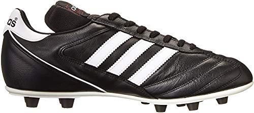 adidas - Kaiser 5, Herren Fußballschuhe,Schwarz (Black/Running White Ftw), 47 1/3 EU