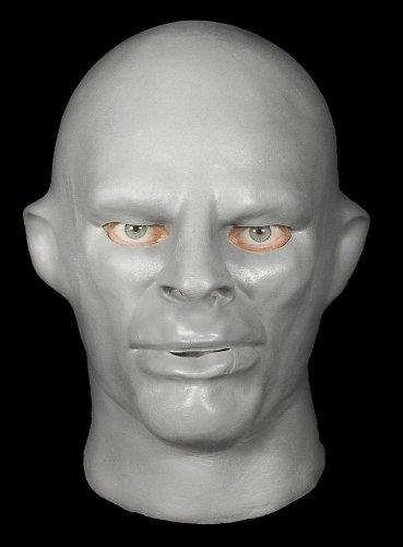 Fantomas Latex Maske LATEXMASKE Schaumlatex