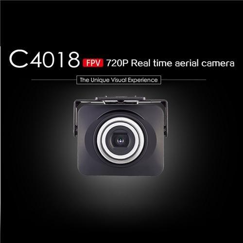 YUNIQUE ESPAGNE® MJX C4018 FPV 720P Tiempo real aérea Cámara WIFI para X101 X102 X103 X600 RC Drone (C4008)