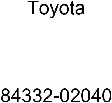Under blast sales Toyota 84332-02040 Hazard Warning Assembly Switch Signal Popular popular