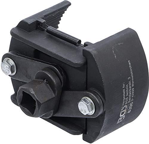 BGS 8396   Clé universelle à filtre à huile   carré femelle 12,5 mm (1/2\