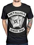 Oficial Metallica Dealer Since 1981 T-Shirt