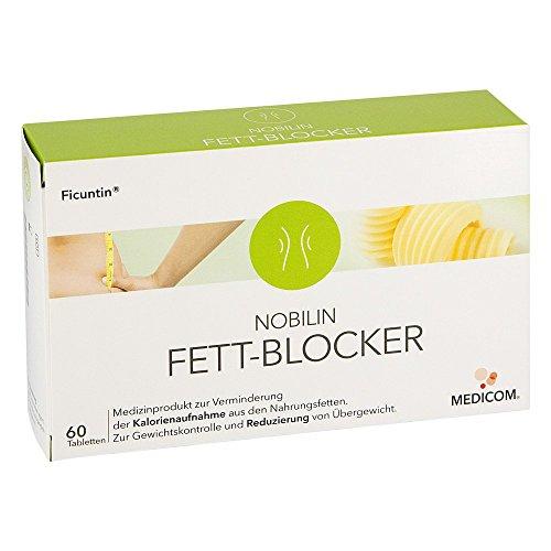 NOBILIN Fett-Blocker Tabletten 60 St