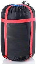 Yupfun Outdoor Camping Summer Camping Sleeping Bag Lunch 200G Envelope Hooded Sleeping Bag Blue