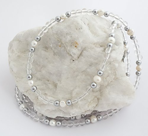 Correa de las gafas / cadena de las lentes de las piedras preciosas / perlas