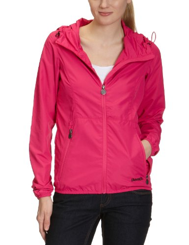 Bench - Jacke PEGGY PACK, Giacca Donna, Rosa (fuchsia purple), Medium (Taglia Produttore: Medium)