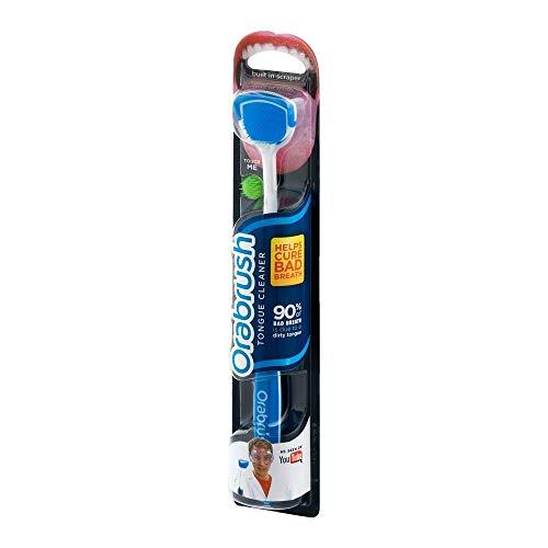 Orabrush Tong Cleaner x 3