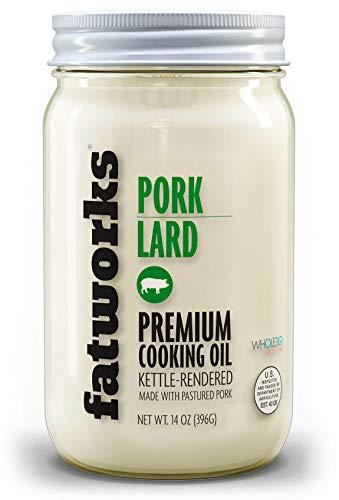 Fatworks USDA Premium Pasture Raised Pork Lard