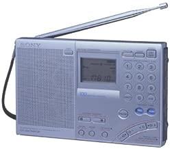 Sony Radio Listeners Kit - ICF-SW7600GR AM/FM Shortwave World Band Radio