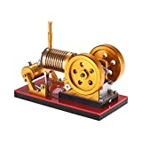 Entweg Hot Air Stirling Engine Model Flame Stirling Engine Motor Generator Model