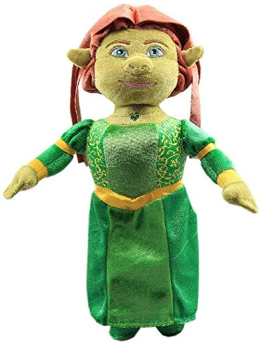 N/D Shrek Fiona Princess Plush Doll Soft Sutffed Toy 36 cm Ogre Teddy Kids Girls Gift Perfect Decoration