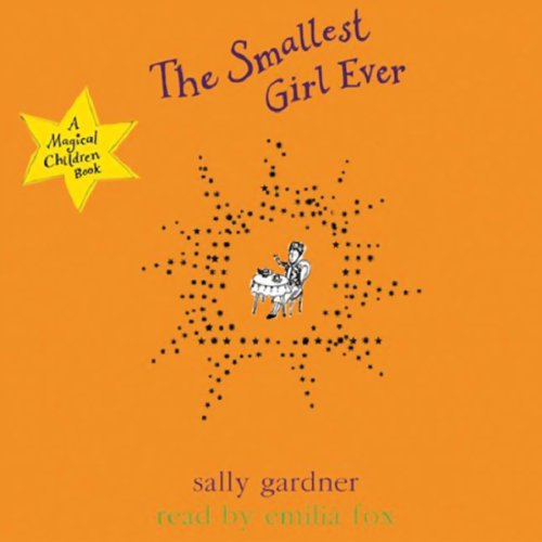 The Smallest Girl Ever audiobook cover art