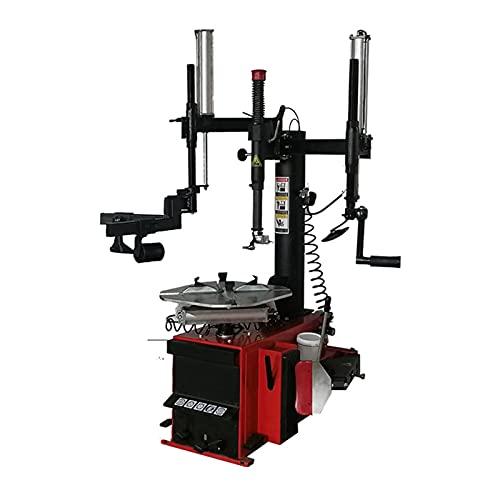 YANGZHIQIANG Máquina de desmontaje de Llantas, Herramienta de reparación de neumáticos (Color : Red)