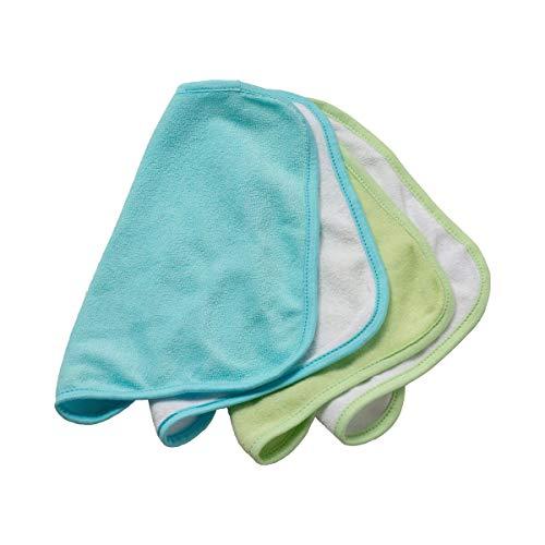 Rotho Babydesign Pack de 4 Gants de Toilette
