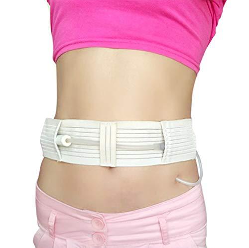 Catheter Fixation Device Abdpminal Dialysis Belt Patient Drainage Tube Belt Medical Professional Nursing for Patients (L(35'-45'))