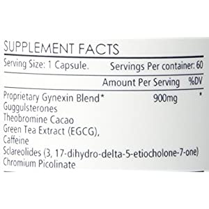 Gynexin Alpha Formula, 60 count
