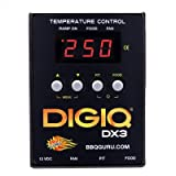 DigiQ DX3 BBQ Temperature Controller, Digital Meat Thermometer with Universal...