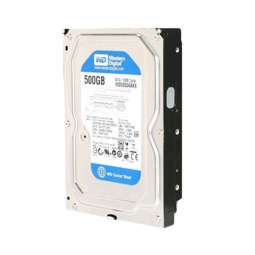WD Blue 500GB 7200 RPM 3.5
