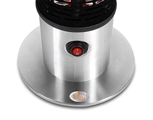 Firefly 1.200 Watt Infrarot-Heizstrahler (Goldröhre) Terrassenheizung, Tischheizung - 5