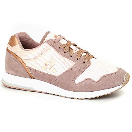Zapatillas Mujer Le Coq Sportif Jazy Boutique Cloud Rosa