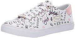 Lace Up Sneaker GUESS Grafitti Print