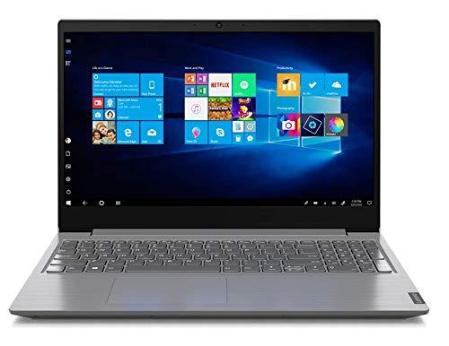 """Lenovo V V15 Grigio Computer portatile 39,6 cm [15.6""""] 1920 x 1080 Pixel Intel® Core™ i3 di ottava generazione 8 GB DDR4-SDRAM 256 GB SSD Wi-Fi 5"""