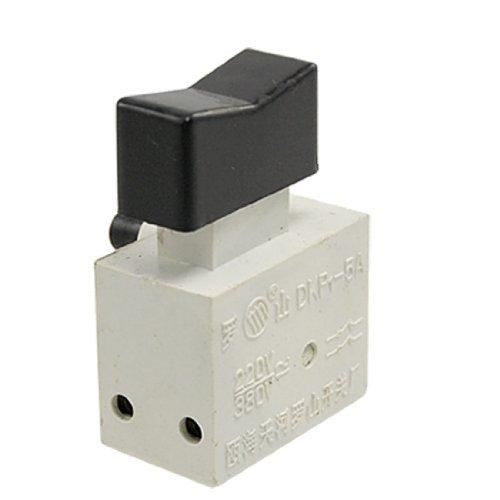 DealMux taladro eléctrico del bloqueo herramienta en DPST gatillo DKP1-5A