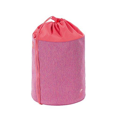LÄSSIG Kinder Sporttasche Mädchen Junge Schule Kindergarten Sportbeutel Seesack / School Sportsbag, About Friends pink