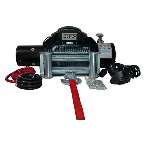 Engo 97-10000 Electric Winch