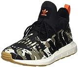 adidas Herren Swift Run Barrier Fitnessschuhe, Mehrfarbig (Cartra/Negbás/Naranj 000), 42 2/3 EU