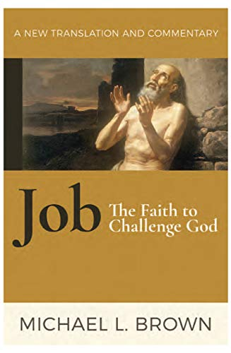 Image of Job: The Faith to Challenge God; a New Translation and Commentary