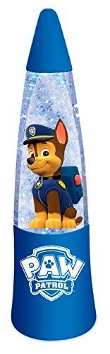 Unbekannt BETA Service EL51264 - Paw Patrol Lampe Shake'n'Shine Sortiert VE 4, 15 cm