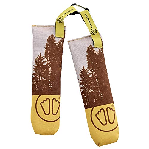 Sidas Dry Bag Cedar Wood Schuhe, Natur, Unisex, Erwachsene, Gelb, Keine