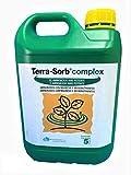Terra-Sorb Abono foliar Rico en aminoácidos Riqueza Complex 5 litros. Corrector de carencias.