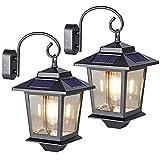 Metal Solar Lanterns...image