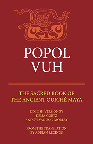 Popol Vuh (Civilization of the American Indian (Paperback))