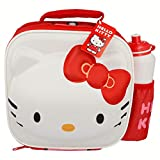 Borsa Isolante con Tracolla & Bottiglia Easy Sport Character 3D 530 ML | Hello Kitty
