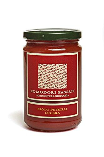 Pürierte Tomaten Bio Pomodori passati 314 ml. - La Motticella - Paolo Petrilli