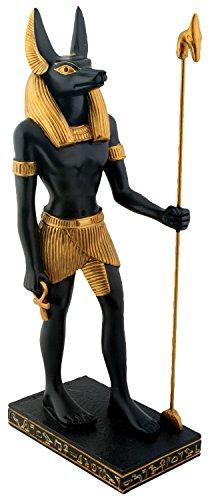 YTC Egyptian Anubis - Collectible Figurine Statue Figure Sculpture Egypt Multi-colored