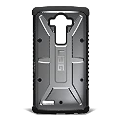 small UAG LG G4 Spring Light Composite [ASH] Drop-tested military phone case
