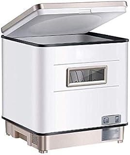 WYZXR Lavavajillas de Secado automático de desinfección y esterilización Inteligente Integrado de Escritorio Completamente automático, Limpieza Fuerte de 360 Grados, Seguro y confiable