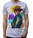 liusheng Bobby Womack T Shirt Design
