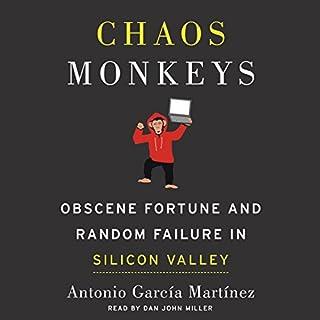 Chaos Monkeys cover art