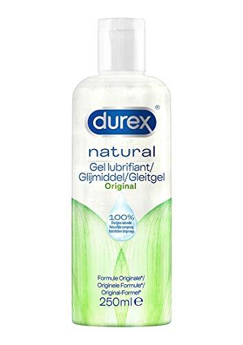 Durex Natural Feeling Gleit und Erlebnisgel, 1er Pack (1 x 250 ml)